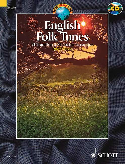 English Folk Tunes image